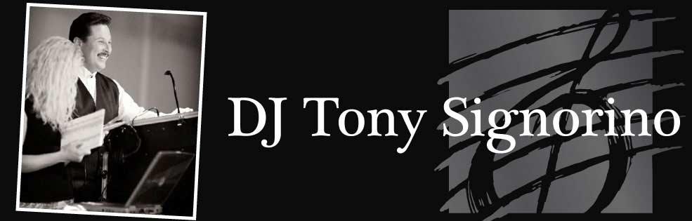 Image of DJ TONY SIGNORINO