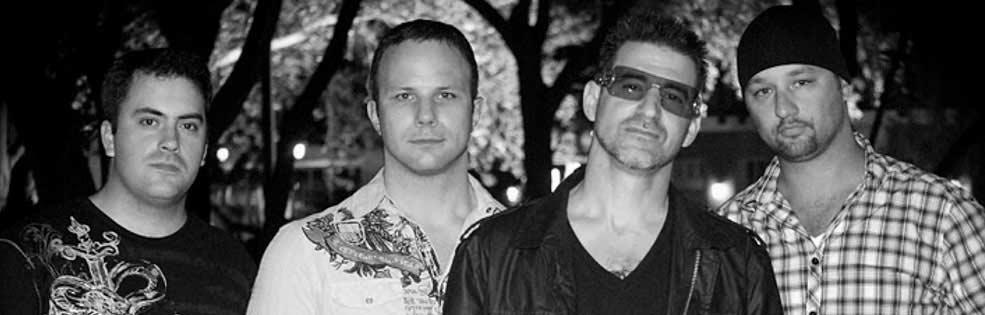 Image of UV - THE U2 TRIBUTE BAND
