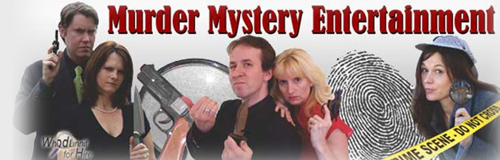 Image of WHODUNNIT FOR HIRE