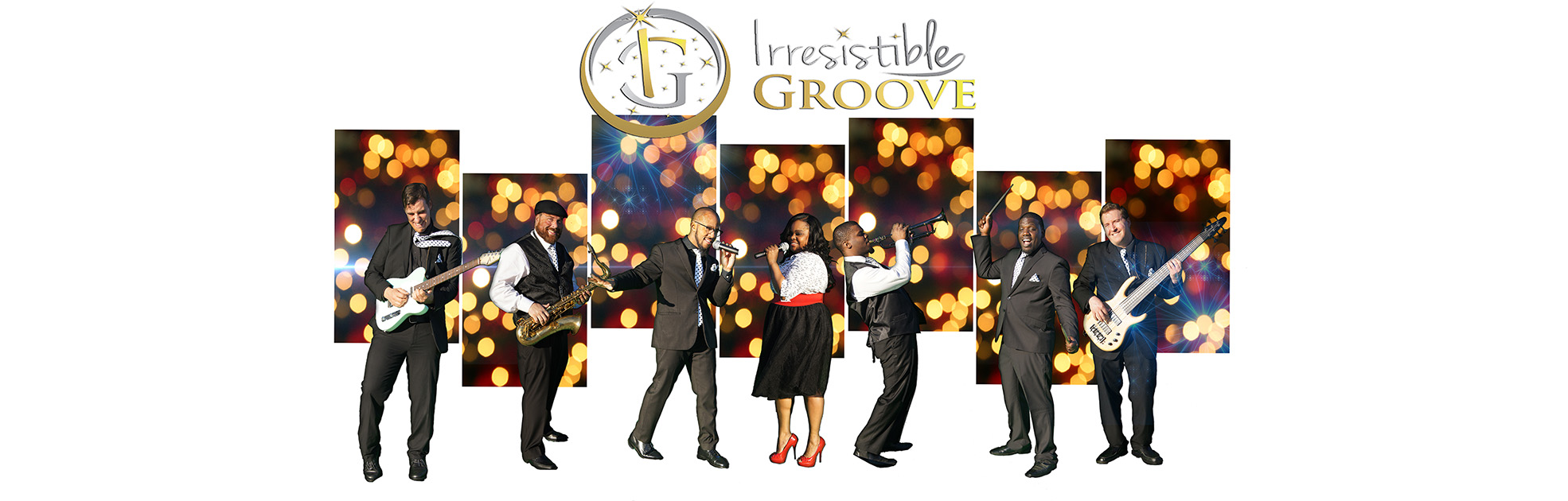 Image of IRRESISTIBLE GROOVE