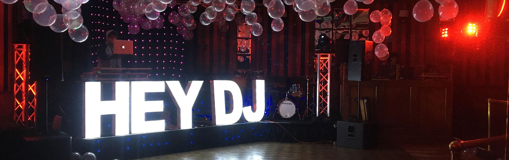 Image of HEY DJ!