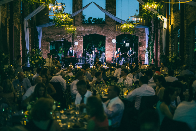 downtown greenville wedding at wyche pavilion