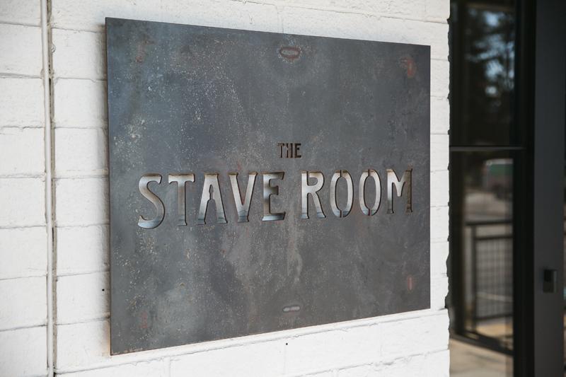 Atlanta wedding venue The Stave Room