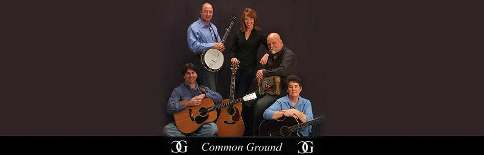 Image of Common Ground Bluegrass Band