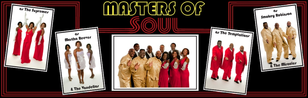 Image of Masters of Soul